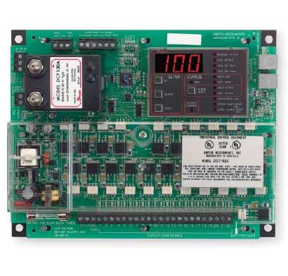 Controlador temporizador- serie DCT1000