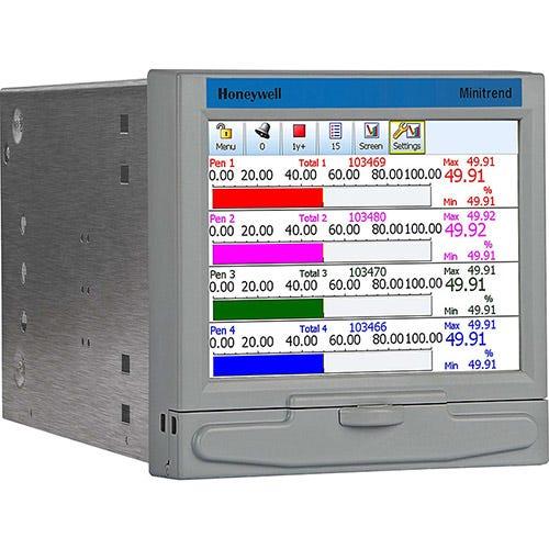 Video-Registrador Digital Honeywell - Serie Minitrend ( TVMIGR )